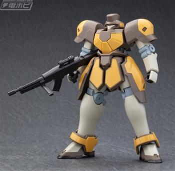 HG マグアナック(アウダ機/アフマド機) (2)
