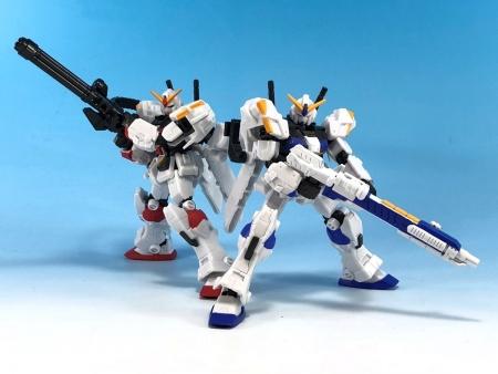 「機動戦士ガンダム Gフレーム07」「ガンダム4号機」