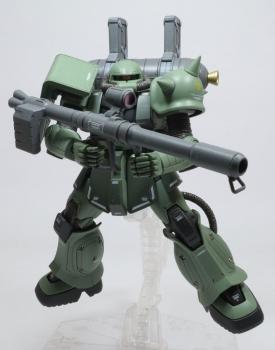 HG 量産型ザク_ビッグ・ガン (GUNDAM THUNDERBOLT Ver.) (2)