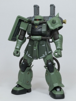HG 量産型ザク_ビッグ・ガン (GUNDAM THUNDERBOLT Ver.) (5)