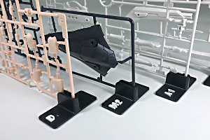 模型用工具 ランナースタンド (2)t