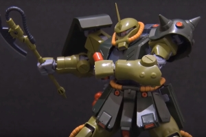 RE100 ザクⅡ改t (3)