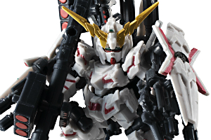 MOBILE SUIT ENSEMBLE EX13 フルアーマー・ユニコーン(REDvert