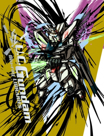U.C.ガンダムBlu-rayライブラリーズ キービジュアル第2弾 (1)
