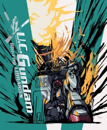 U.C.ガンダムBlu-rayライブラリーズ キービジュアル第2弾 (4)