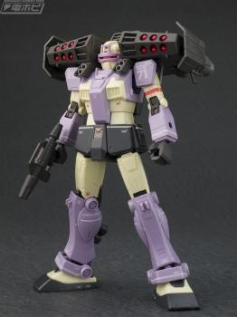 HG ジム・インターセプトカスタム(フェロウ・ブースター装備 (3)