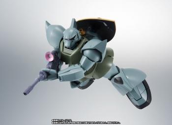 ROBOT魂 <SIDE MS>MS-14A 量産型ゲルググ ver. A.N.I.M.E. ~ファーストタッチ3500~ (3)