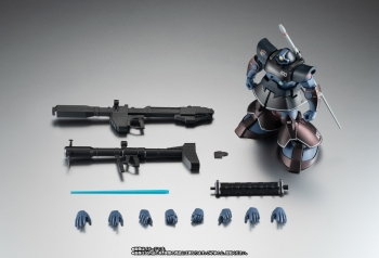 ROBOT魂 <SIDE MS>MS-09R リック・ドム ver. A.N.I.M.E. ~リアルタイプカラー~ (2)