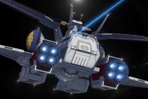 『機動戦士ガンダム THE ORIGIN 前夜 赤い彗星』第4弾エンディング曲 SUGIZO feat. アイナ・ジ・エンド(BiSH)「光の涯」t