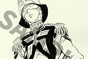 「機動戦士ガンダム THE ORIGIN」のアニメ設定資料集t