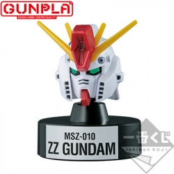 F-4賞 MG1100 MSZ-010ZZガンダムヘッド