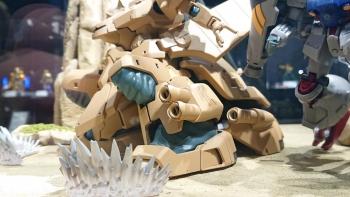 ROBOT魂 <SIDE MS> YMS-16M ザメル ver. A.N.I.M.E. サンプル展示 (2)