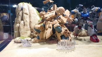 ROBOT魂 <SIDE MS> YMS-16M ザメル ver. A.N.I.M.E. サンプル展示 (3)