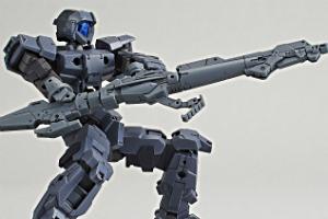 30MM eEXM-17 アルト[ダークグレー]と30MM 1144 アームユニット ライフル大型クローt