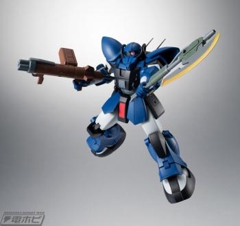 ROBOT魂 アクト・ザクver. A.N.I.M.E. (3)