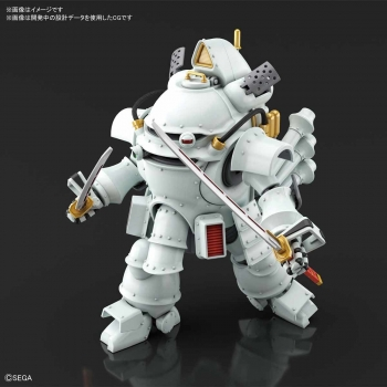 HG 光武・改(大神一郎機) (2)