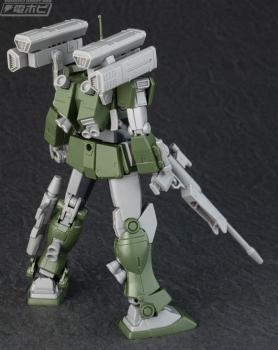 HG ジム・スナイパーカスタム(ミサイル・ランチャー装備) (2)