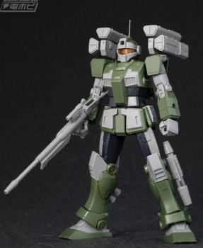 HG ジム・スナイパーカスタム(ミサイル・ランチャー装備) (3)