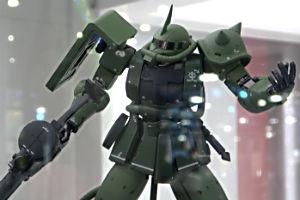 G.F.F.M.C MS-06C ザクIIt
