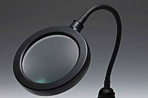 ルーペスタンド[LEDライト付]USB給電タイプ (7)t