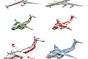 エフトイズ 1300 1500 日本の輸送機コレクション2t