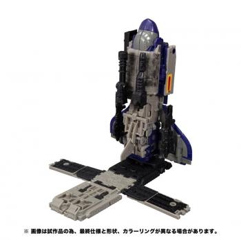 トランスフォーマー SIEGE SG-47 アストロトレイン (3)