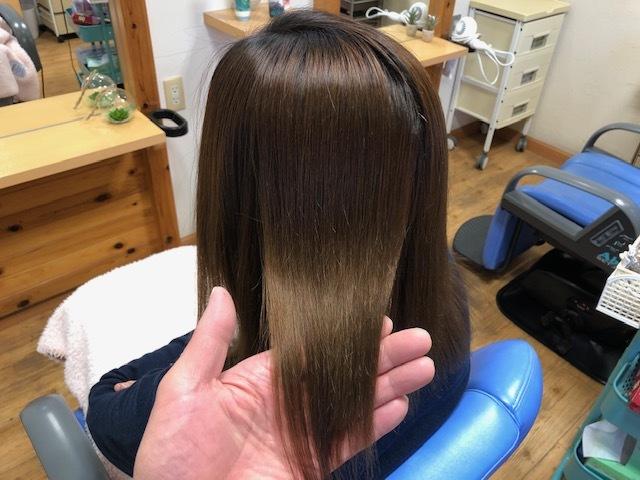 スピエラGMT酸性の縮毛矯正