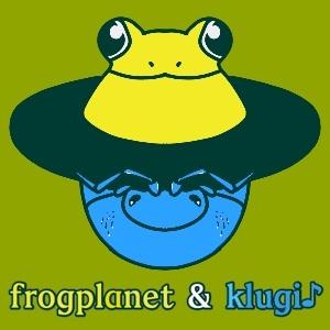 2019_frogplanet klugi♪_logo