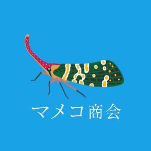 2019_マメコ商会_logo