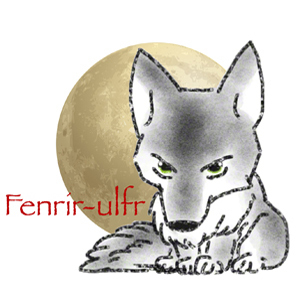 2019_Fenrir-ulfr (フェンリル-ウールヴ)_logo