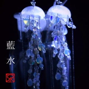 2019_藍水_logo