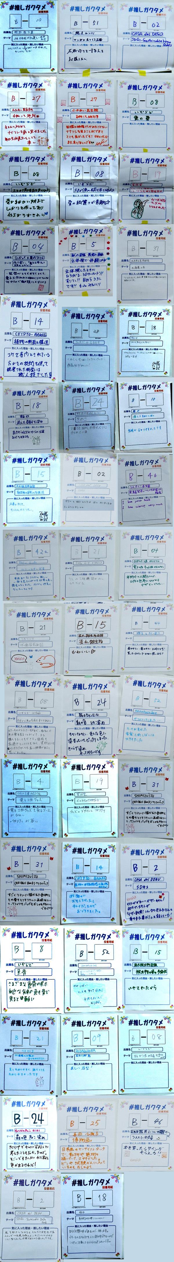 B土推しガクタメ2019