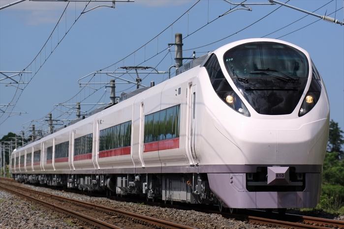 1014M 特急ひたち14号 E657系水カツK10