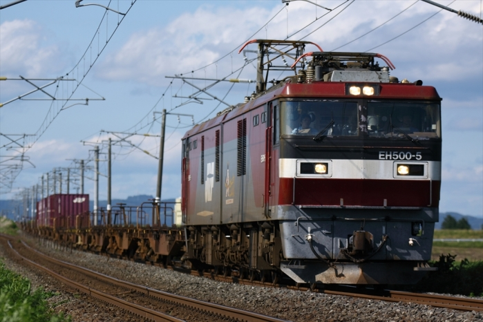 6092レ EH500-5