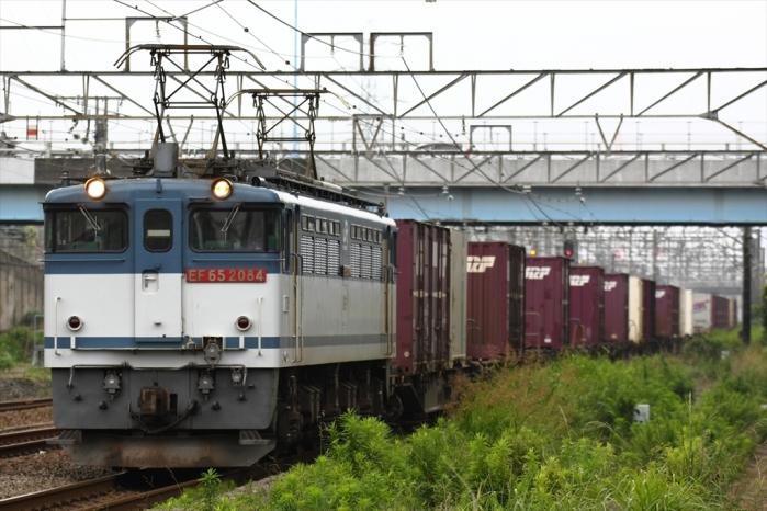 5086レ EF65 2086