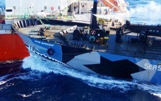 鮮籍不明の船舶ってどこの船だろうね? ~ 【北朝鮮船】「瀬取り」の疑い 海自護衛艦「はたかぜ」が東シナ海で確認