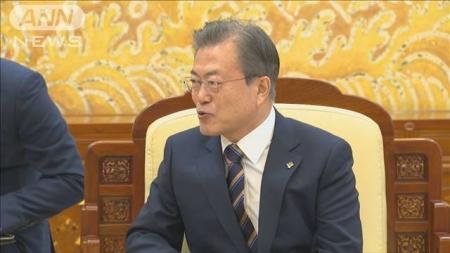 文は解決する気が無いと宣言しました。結構です。滅んでください! ~ 【徴用工問題】韓国大統領「政府が作り出したものでない」日本が主体的に解決に関わるべき