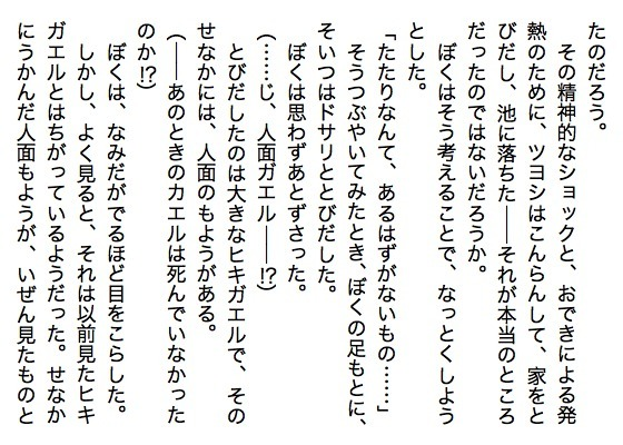08人面ガエルFC2