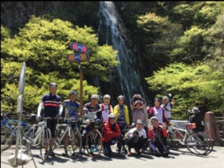 20190508樽滝サイクリング1