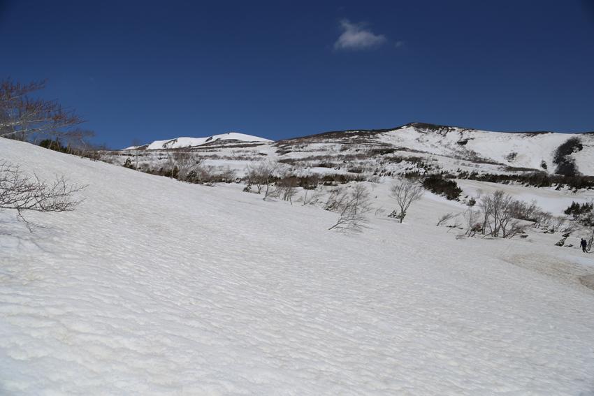 20190429栗駒山と東栗駒山