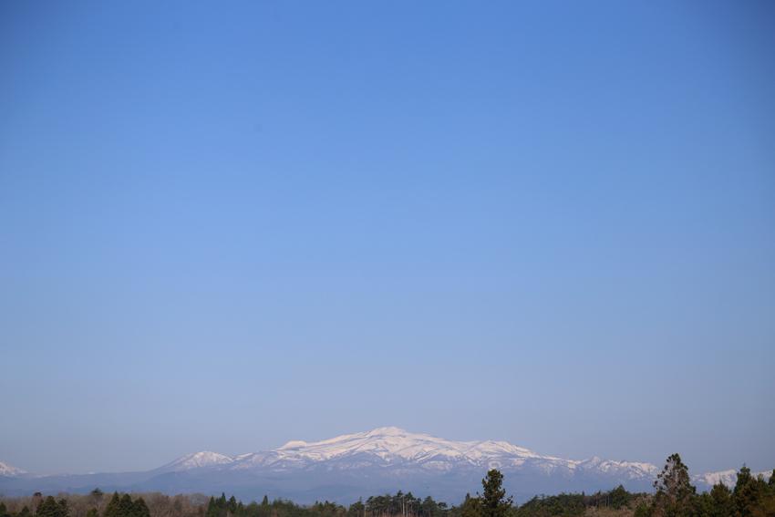 20190429栗駒山へ向かう