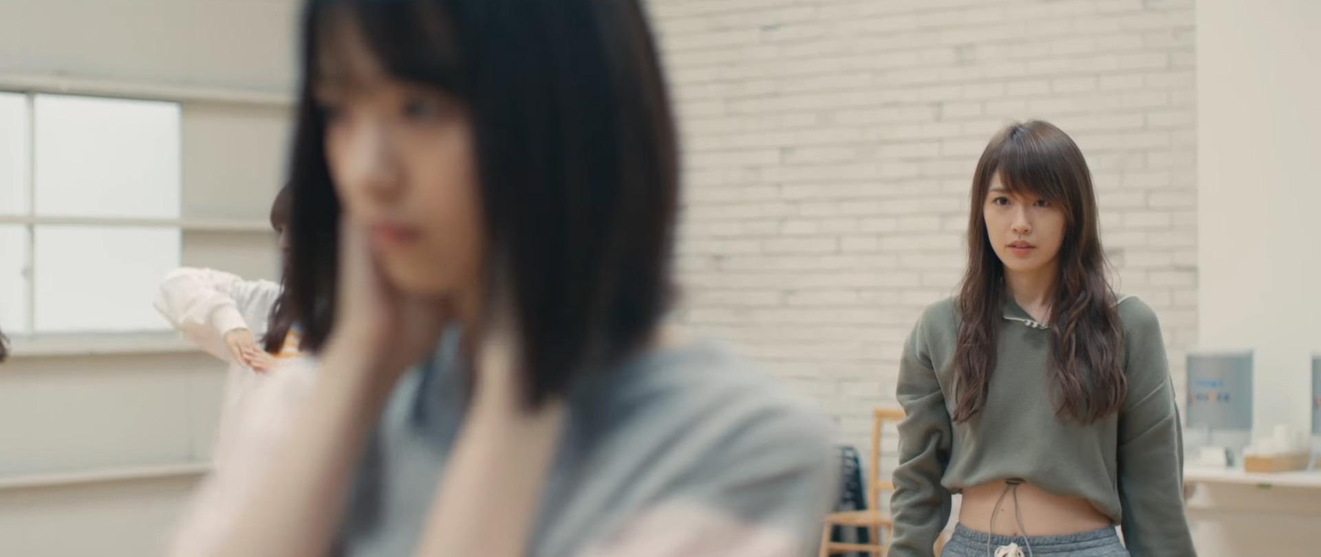 乃木坂46 22ndシングル「帰り道は遠回りしたくなる」MV かずみん