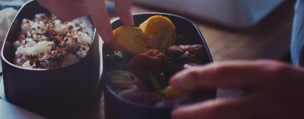 大園桃子 キャラバンは眠らない お弁当 卵焼き