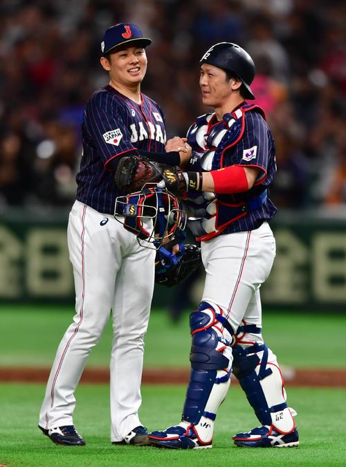2018日米野球 松井裕樹