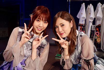 乃木坂46SHOW! オープニングコント3 白石麻衣&西野七瀬