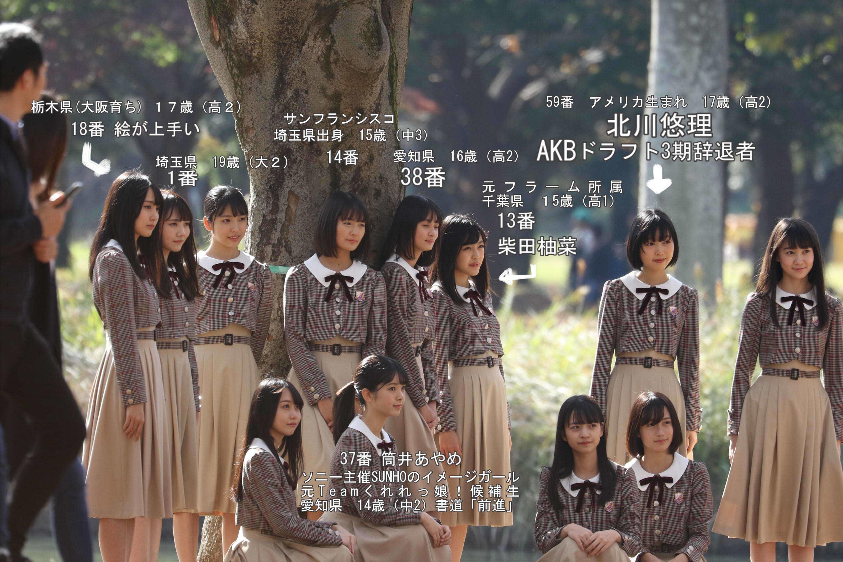 乃木坂46 4期生2