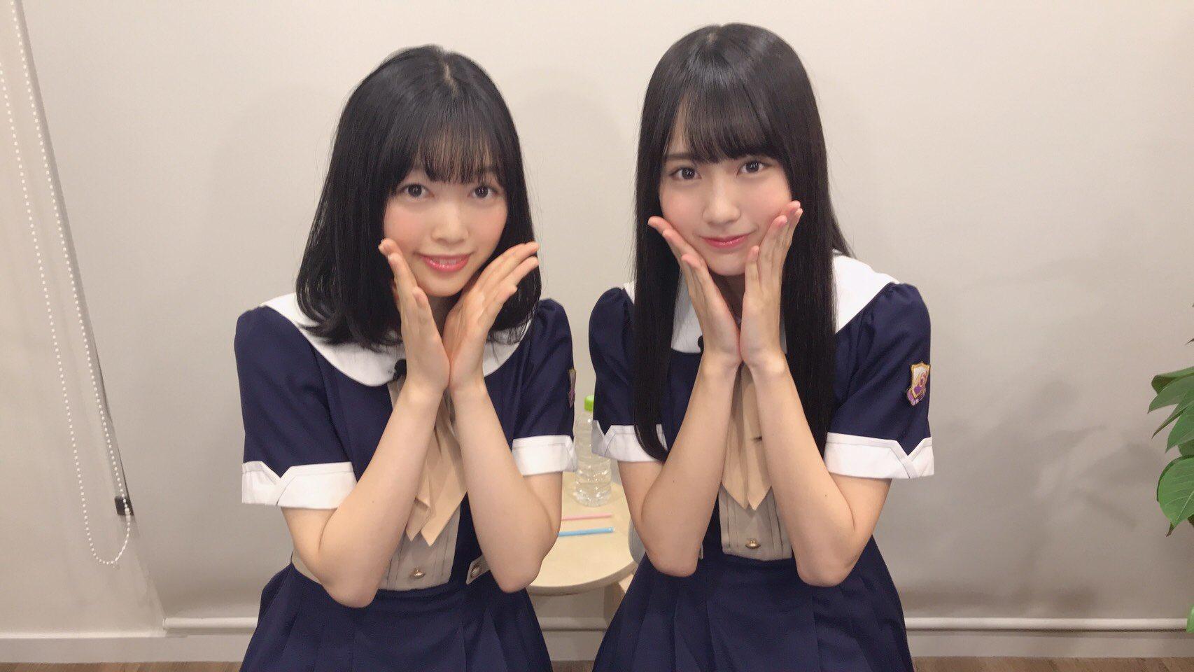 乃木坂46「猫舌SHOWROOM」 北川悠理 賀喜遥香