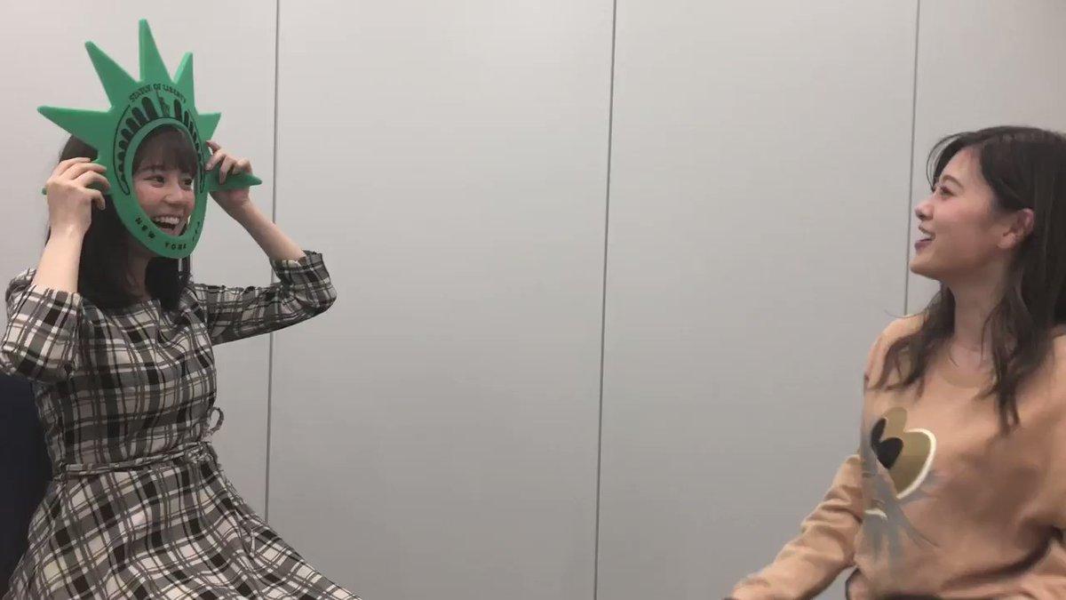 乃木坂46生田絵梨花「女神帽は浮かれポンチになれる」