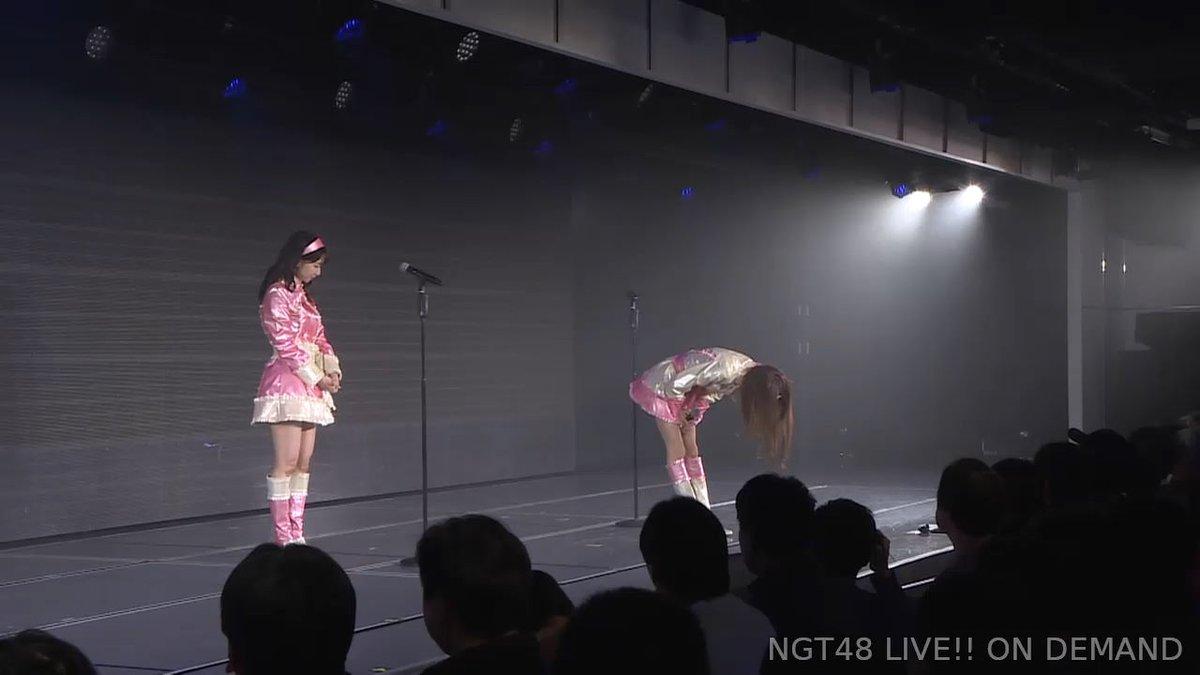 NGT48山口真帆、3周年記念公演で謝罪