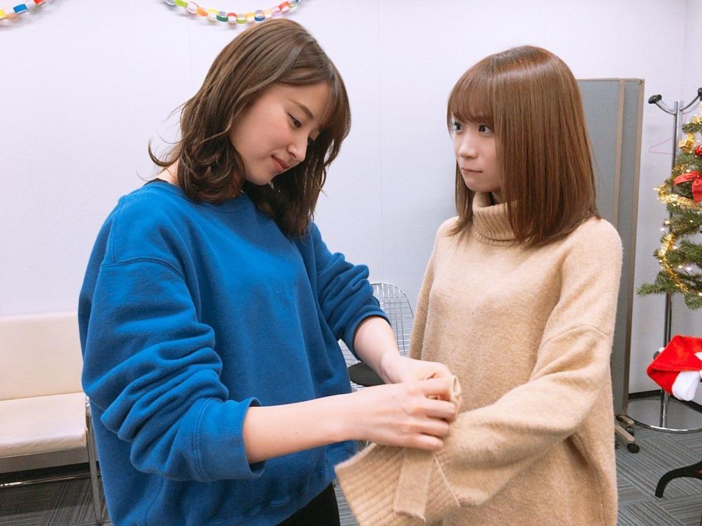 【乃木坂46】クリスマスパーティーにて真夏さん「ねえ袖のリボン結びして~~」→みさ先輩「もうしょうがないな~~」